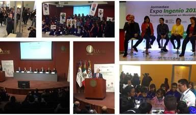 """Monterrey, sede de la onceava edición de Jornadas Expo Ingenio 2017 """"Propiedad Industrial en Movimiento"""""""