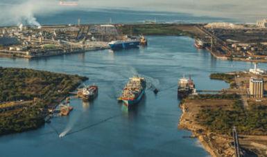 Puertos de México: 5 Años de Trabajo