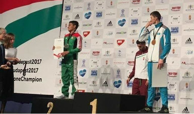 El seleccionado nacional, quien a través de sus redes sociales agradeció a todo México el apoyo que recibió, cayó en la final ante el anfitrión, el húngaro Habash Antoine
