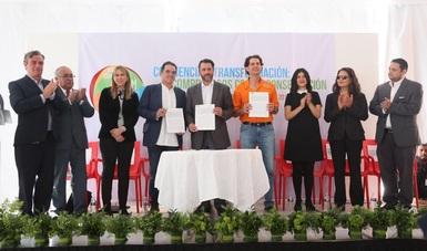 La Comisión Nacional de Áreas Naturales Protegidas (CONANP) y Zoológicos, Criaderos y Acuarios de México (AZCARM), firman convenio de concertación para beneficio de más de 25 especies en riesgo