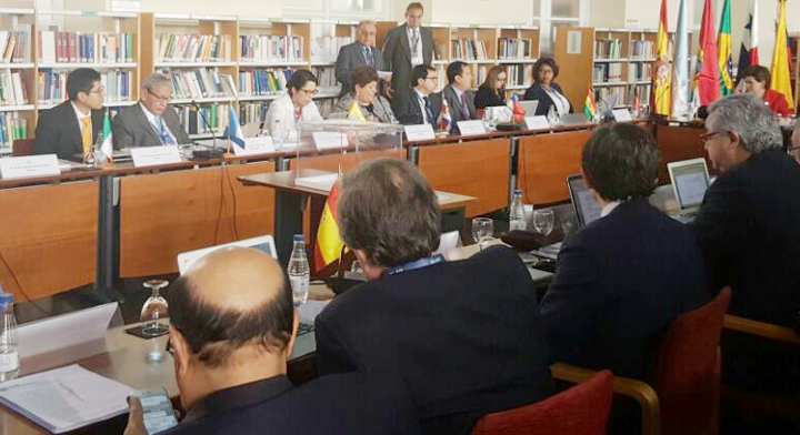 Sfp electa para integrar la mesa directiva del clad en for Mesa funcion publica