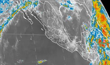En Oaxaca, Chiapas, Tabasco, Quintana Roo y el sur de Veracruz se prevé actividad eléctrica y tormentas fuertes.