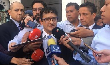 Presenta Bansefi ante PGR denuncia penal contra quien resulte responsable por alteración en tarjetas de débito