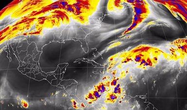 Se prevén rachas de viento que podrían superar 50 km/h en la Península de Baja California.