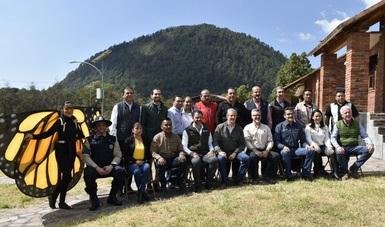 Los santuarios de hibernación de la mariposa Monarca en los estados de México y Michoacán, abrirán sus puertas al público a partir de este 17 de noviembre y hasta el 31 de marzo del próximo año