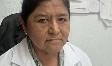 Dra. María Dolores Enciso