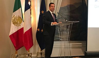 ProMéxico promueve inversión en Foro Económico Franco-mexicano