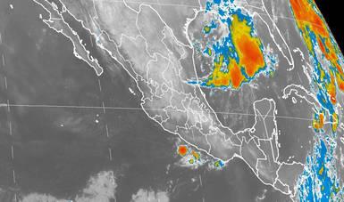 Se prevé un marcado descenso de la temperatura en entidades del norte, el noreste, el oriente y el centro de México.