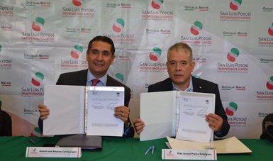 San Luis Potosí dona papel para el programa Recicla para Leer