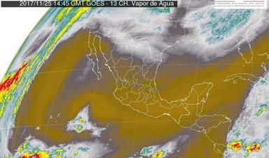 Se pronostica que continuará el ambiente matutino frío en la mayor parte de México.