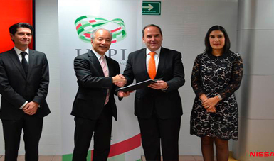 """Nissan obtiene el reconocimiento de """"Marca Famosa"""" otorgado por el Instituto Mexicano de la Propiedad Industrial."""