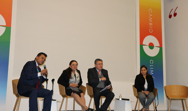 Política pública y derecho humano al ambiente sano en el Segundo Encuentro Nacional de Respuestas al Cambio Climático
