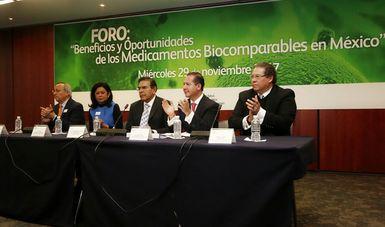 Biocomparables, opción para reducir costos en el Sistema Nacional de Salud