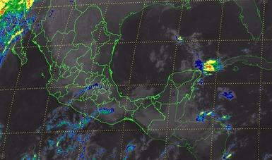Prevalecerá el ambiente muy frío en el norte, el centro y el oriente de México.