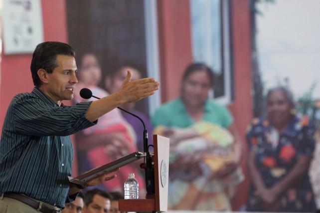 Palabras del Presidente de los Estados Unidos Mexicanos, licenciado Enrique Peña Nieto, durante la Entrega Nacional de Viviendas y Entrega de Apoyos PROSPERA
