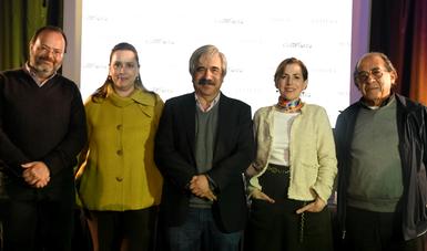 La exposición La Fábrica de Cine: Estudios Churubusco, 1945-2017 se presenta en el vestíbulo del Edificio Luis Buñuel, del próximo miércoles 6 de diciembre al 1 de abril de 2018.