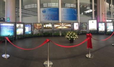 Celebraciones por el Sesenta Aniversario de la Oficina Regional de la Organización para la Aviación Civil Internacional (OACI) Norteamérica, Centroamérica y el Caribe, en la Ciudad de México
