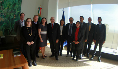 Mexico and European Union Reach Accord on Political and Cooperation Issues for Updated Agreement