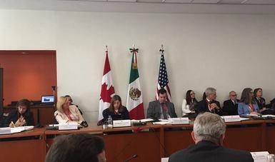 Segunda Reunión del Diálogo de América del Norte sobre Política de Drogas