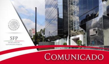 Realizará SFP Semana Anticorrupción, del 3 al 9 de diciembre