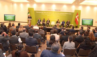 México mide a los buenos socios comerciales por su apertura de mercados y cooperación técnica en materia agroalimentaria, más que por una balanza comercial: José Calzada Rovirosa