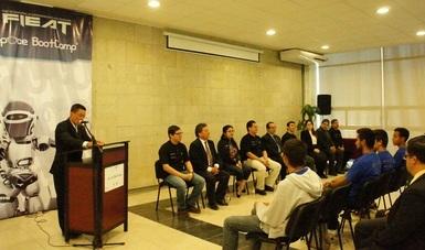 """Impulsa AEM emprendimiento tecnológico e innovación en Aguascalientes con """"Space Boot Camp"""""""