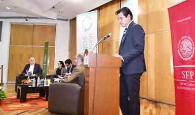 Con la participación de todos, se logrará un eficaz combate a la corrupción: SFP