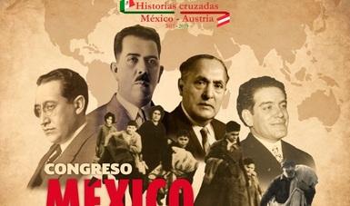 El Congreso México-País de Refugio, que se llevará a cabo el martes 5 de diciembre y el jueves 7 de diciembre en el Centro Cultural Isidro Fabela