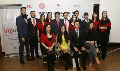 Esta es la edición décimo sexta en la que participa México, con la finalidad de  promover la cooperación de los países.