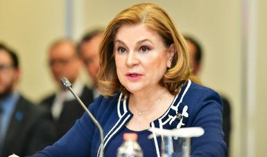 SFP coordina tareas para el cumplimiento de las convenciones anticorrupción que ha suscrito México, en el marco del Grupo de Alto Nivel