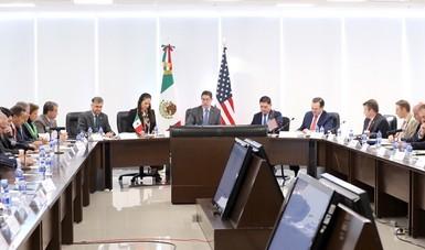 Tercera Reunión del Consejo de Negocios de energía México – Estados Unidos