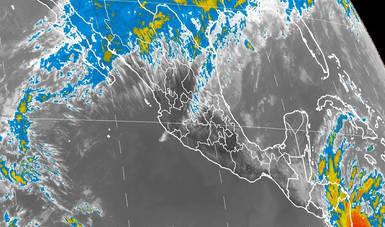 Se genera, en el norte de México, la Primera Tormenta Invernal de la Temporada de Frentes Fríos 2017-2018.