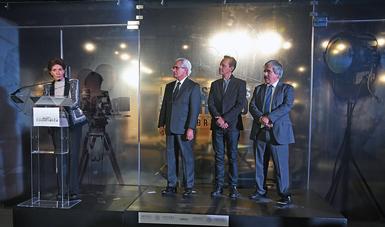 La exposición La fábrica de cine: Estudios Churubusco, 1945-2017, estará abierta al público a partir del 6 de diciembre de 2017 al 1 de abril de 2018