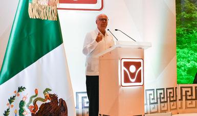 Dr. José Narro Robles, Secretario de Salud.