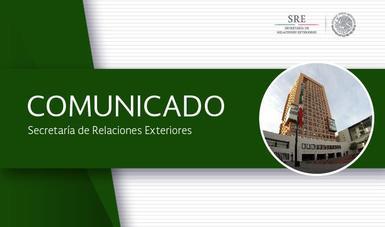 El Canciller Luis Videgaray Caso asistirá a la Reunión de Ministros de Relaciones Exteriores de la Conferencia Iberoamericana