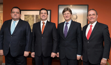 Sostiene Enrique De La Madrid Reunión Con Autoridades Estadounidenses Y Ejecutivos Del Sector Turístico
