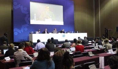 Avanzan positivamente las discusiones para adoptar un Pacto Mundial de Migración en la ONU