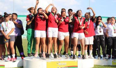 Teniendo como escenario la ciudad de Tuxtla Gutiérrez, Chiapas, el estado de Nuevo León fue el campeón de la justa, al obtener 28 preseas
