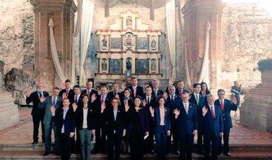 El Canciller Luis Videgaray participó enla Reunión de Ministros de Relaciones Exteriores de la Conferencia Iberoamericana.