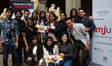 Es un proyecto de 60 estudiantes de la Universidad Nacional Autónoma de México (UNAM), el Instituto Tecnológico y de Estudios Superiores de Monterrey (ITESM), la Universidad Iberoamericana (ibero) y la Universidad Anáhuac.
