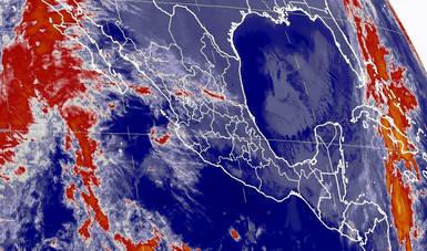 Se prevén tormentas muy fuertes para esta noche en Chiapas y Tabasco.