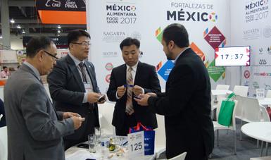 Logra incrementar la México Alimentaria 2017 las ventas 22.5 por ciento en comparación con la primera edición.