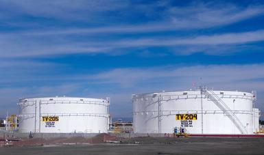 La Secretaría de Energía publica la Política Pública de Almacenamiento Mínimo de Petrolíferos