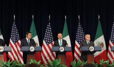 Responsabilidad compartida y confianza para hacer frente a las organizaciones del crimen organizado: México y EEUU