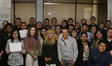 Premian a juventudes mexicanas promotoras de la salud, la paz y la creatividad