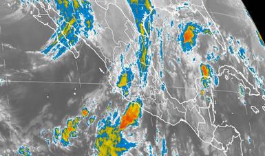 Esta noche se prevén nevadas en Baja California, el norte y el noreste de México.