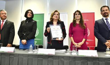 Recibe SFP el Certificado Nivel Oro en Igualdad Laboral y No Discriminación
