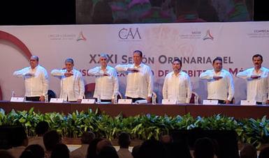 Comisionados Nacionales de Arbitraje Médico