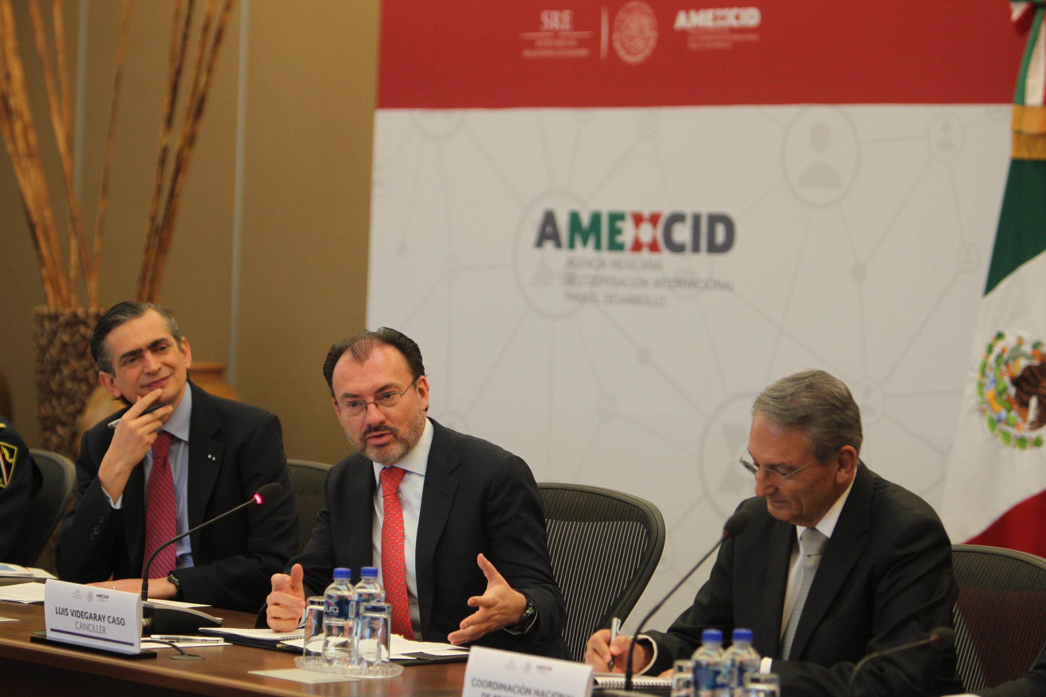 Presenta amexcid resultados de la pol tica de cooperaci n for La politica internacional