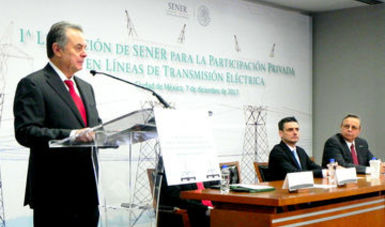 SENER licitará una línea de transmisión privada para conectar la península de Baja California con el territorio mexicano
